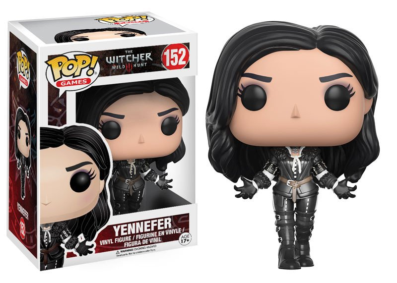 The Witcher - Yennefer Funko Pop Games