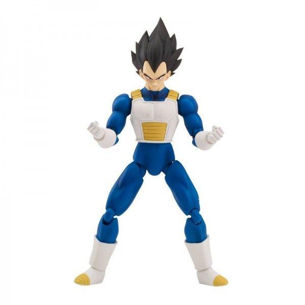 Vegeta - Dragon Ball Super - Boneco Articulado - com Peça Colecionável
