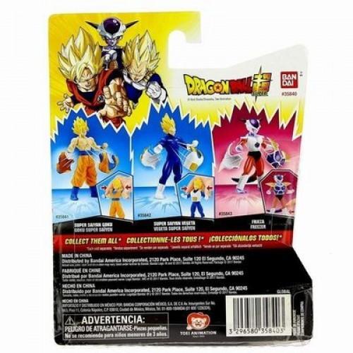 Vegeta Super Sayajin - Dragon Ball Super - Brinquedos Chocolate