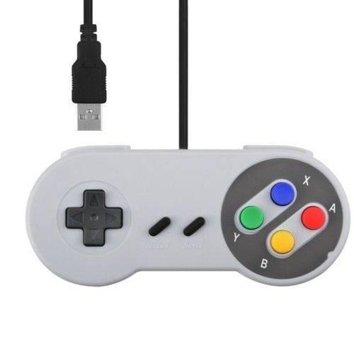 Vídeo Game Retro com 14 MIL Jogos 32GB com 2 Controles Super Nintendo