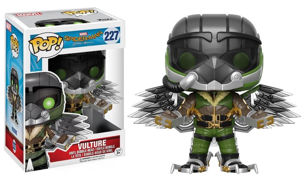 Vulture Funko Pop! Marvel: Spider-Man Homecoming