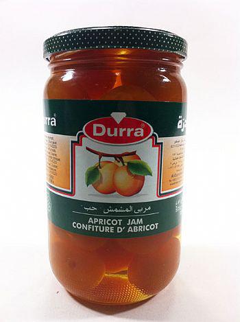 Damascos em calda (Produto Exclusivo) pote 875g. Cod.927
