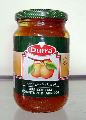 Damascos em calda (Produto Exclusivo) pote 430g. Cod.925
