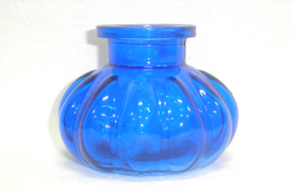Vaso / Base / Jarro de vidro para Narguile Pequeno.  Ref.571