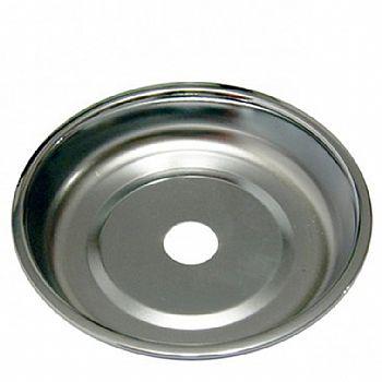 Cinzeiro para Narguile Pequeno (cromado) cod.616