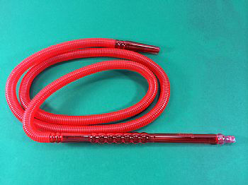 Mangueira Super Hookah lavável com 1,80 m (Vermelha) cod.148