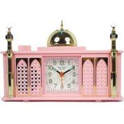 Relógio em forma de Mesquita com AZAN (Grande) -cod.568