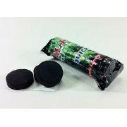 Carvão para Narguile tipo pastilha, AL-HIND, com 40mm, pacote com 10 und. -cod.69