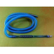 Mangueira Super Hookah lavável com 1,80 m (Azul) cod.150