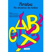 Aprenda Árabe de forma fácil, com o livro Árabe ao Alcance de Todos, com cerca de mil palavras