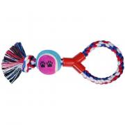 Brinquedo Mordedor Corda e Bola para  Pet