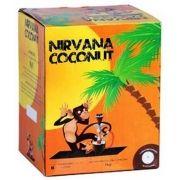 Carvão de Coco para Narguile Nirvana Coconut - 2kg