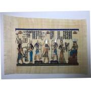 Papiro Egípcio original com temas Faraônicos – Ref.108