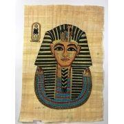 Papiro Egípcio original com temas Faraônicos - Ref.60