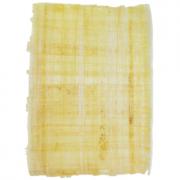 Papiro Egípcio original cru, natural, tamanho 45x35 cm – Ref.101