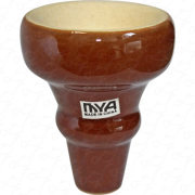 Rosh / Queimador de cerâmica para Narguile da marca MYA, várias cores