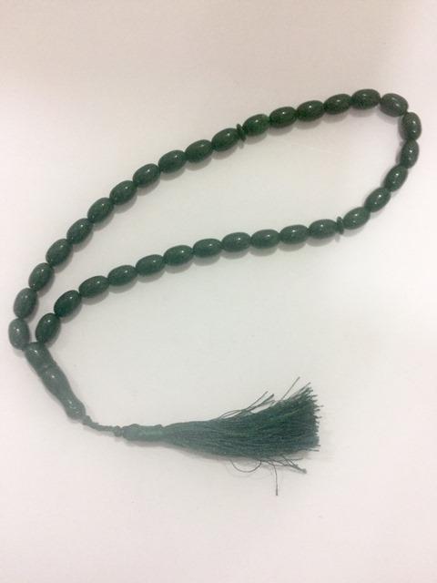 Masbaha - Terço Islâmico (verde) cod.410