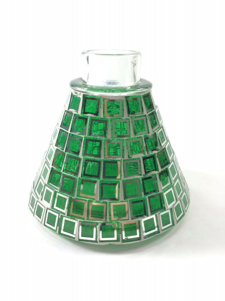 Narguile Petit Plus, com exclusiva base revestida com pastilhas de vidro
