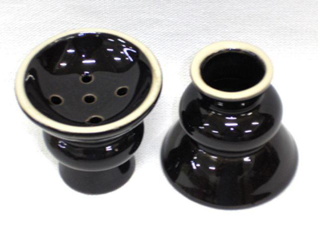 Rosh / Queimador para Naguile de cerâmica. cod.666