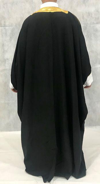 Roupa árabe masculina, Capa, Manto, Bishit. Ref.76