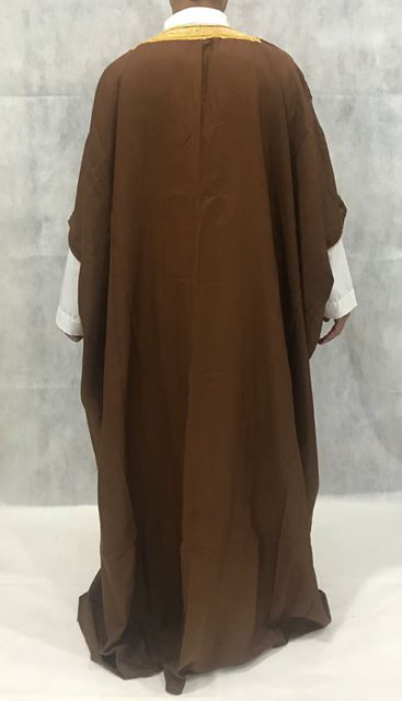 Roupa árabe masculina, Capa, Manto, Bishit
