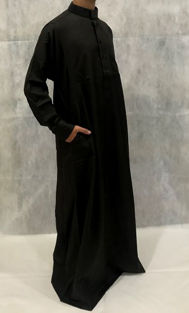 Roupa árabe masculina, Dishdasha, Thobe, Jubba. Ref 68