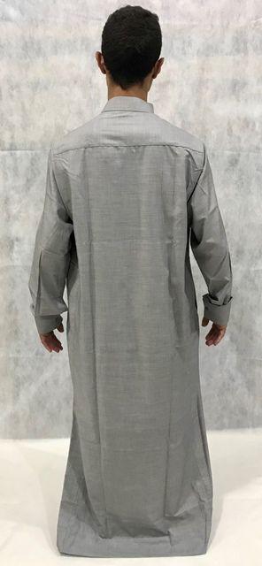 Roupa árabe masculina, Dishdasha, Thobe, Jubba. Ref 69