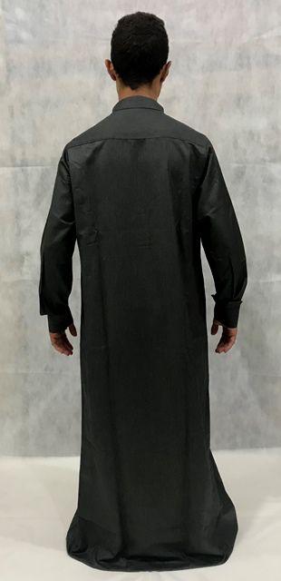 Roupa árabe masculina, Dishdasha, Thobe, Jubba. Ref 70