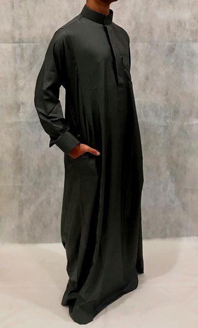 Roupa árabe masculina, Dishdasha, Thobe, Jubba. Ref 71