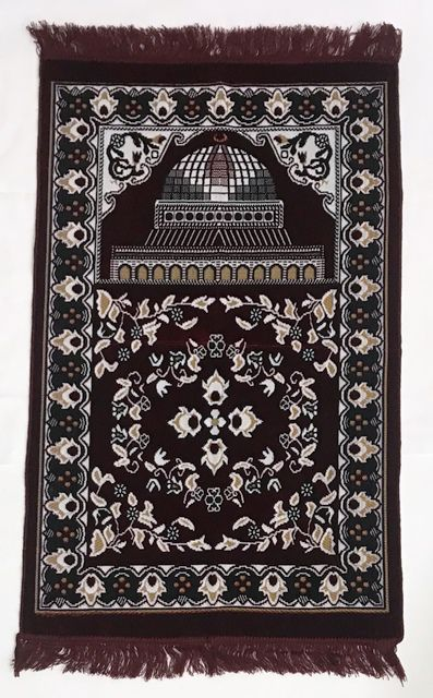 Tapete para Oração  Islâmico (Al Quds - Jerusalém) - cod.48