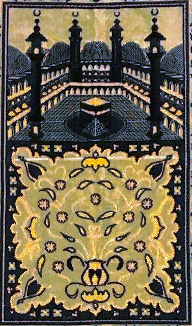 Tapete para Oração (Meca) - cod.44