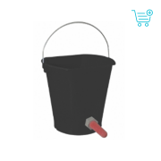 * Balde Amamentador - 8 litros (Bezerro)