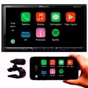 Central Multimdia Pioneer AVHZ5080TV - Androi Auto - Car play Tela 7 Polegadas Com TV Digital Bluetooth Entrada USB Mixtrax Entrada Auxiliar MP3 e TouchScreen