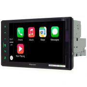 Central Multimidia Pioneer DMH-Z 8280TV -GPS Waze Car play / AndroiAuto - Tela 8 pol TV Digital - Bluetooth Entr. USB  + Camera de ré  (Produto Instalado) 8280