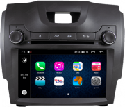 Central Multimidia Aikon Chevrolet S10 2012/16LT  - X2  Tela 7 Polegadas - Leitor DVD - GPS  Bluetooth - 2 entradas USB  TV Digital FULLHD - 2 cameras ré + frontal - Sistema Android 8.1