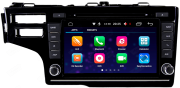 Central Multimidia Aikon Honda FIT - X2  Tela 8 Polegadas - Leitor DVD - GPS  Bluetooth - 2 entradas USB  TV Digital FULLHD - 2 cameras ré + frontal - Sistema Android 8.1
