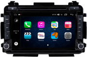 Central Multimidia Aikon Honda HRV - X2  Tela 8 Polegadas c/ Leitor DVD - GPS Mapa Bluetooth MP3 USB Ipod SD TV Digital FULLHD Card Câmera de Ré - Sistema Android