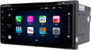 Central Multimidia Aikon Toyota Etios 2014/2020 Hilux 2005/2011 X2  Tela 7 Polegadas - GPS  Bluetooth - 2 entradas USB  TV Digital FULLHD - 2 cameras ré + frontal - leitor DVD - Sistema Android 8.1