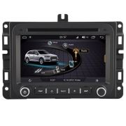 Central Multimidia  Jeep Renegade  S170 - Plataforma Android Com DVD GPS Mapa Bluetooth MP3 USB TV Digital Ipod SD Card Câmera de Ré Grátis