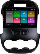 Central Multimidia Ford RANGER 2010/2015 -  Aikon ATOM X7 - Tela 9 pol - Waze Spotify - 2 cameras Ré + Frontal - TV  Digital - GPS Integrado -  Bluetooth - 2 entradas USB - Android 8.1