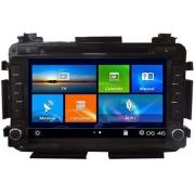 Central Multimidia Honda HRV 2015 2016 2017 2108 Com DVD GPS Mapa Bluetooth MP3 USB Ipod SD Card Câmera Ré Grátis