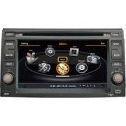 Central Multimídia Hyundai Azera 2007 à 2011 Com DVD GPS Mapa Bluetooth MP3 USB Ipod SD Card Câmera Ré Grátis