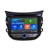 Central Multimidia Hyundai HB20 HB20S HB20X 2012 a 2019 - Com DVD GPS Mapa Bluetooth MP3 USB Ipod SD Card Câmera Ré Grátis - Winca S90
