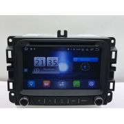 Central Multimidia  Jeep Renegade  M1 - Plataforma Android Com DVD GPS Mapa Bluetooth MP3 USB TV Digital Ipod SD Card Câmera de Ré