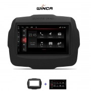 Central Multimidia Jeep Renegade Winca W7 - Tela 7