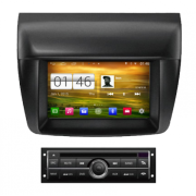 Central Multimidia Mitsubishi L200 Triton  2008 / 2017 -  S160 - Android + Camera de ré -  Espelhamento DVD GPS Mapa Bluetooth MP3 USB Ipod SD Card Câmera Ré Grátis