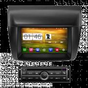 Central Multimidia Mitsubishi L200 Triton  2008 / 2017 -  S160 - Android + Camera de ré -  Espelhamento DVD GPS Mapa Bluetooth MP3 USB Ipod SD Card Câmera Ré Grátis