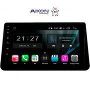 Central Multimidia Nissan Kicks Aikon ATOM- Tela Tela 8 Polegadas - TV Digital FULL HD - GPS Bluetooth MP3 USB - 2 Câmera de Ré + Frontal - Sistema Android 8.1