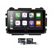Central Multimidia Honda HRV 8 polegadas  - Pioneer DMHZS-8280TV+ Moldura 2 Din - CarPlay AndroidAuto + Interface Volante - 8280