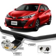 Engate Reboque Toyota Yaris Hatch Xl Xs Xls  - 500 Kg - Hatch e Sedan